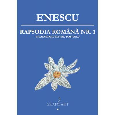 Rapsodia romana pentru pian - George Enescu