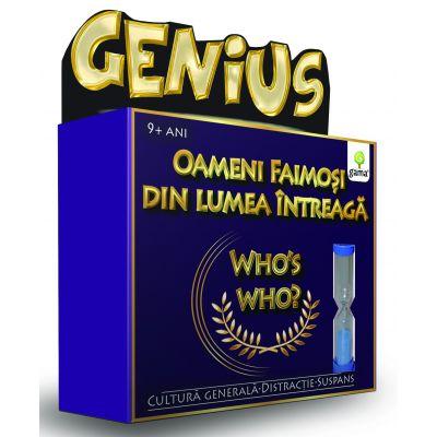 Who's Who? Oameni faimosi din lumea intreaga - Colectia Genius