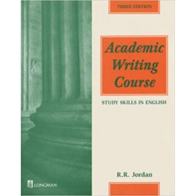 Academic Writing Course 3rd Edition - R. R. Jordan