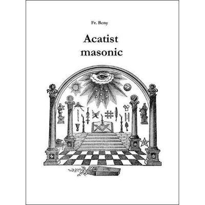 Acatist masonic - FR. BENY