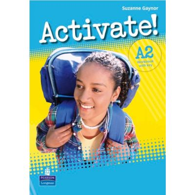 Activate! A2 Workbook with Key - Suzanne Gaynor