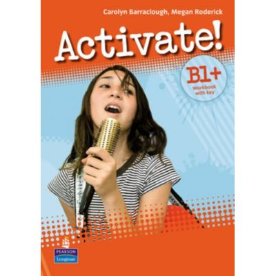 Activate! B1+ Workbook with Key, CD-Rom Pack - Carolyn Barraclough