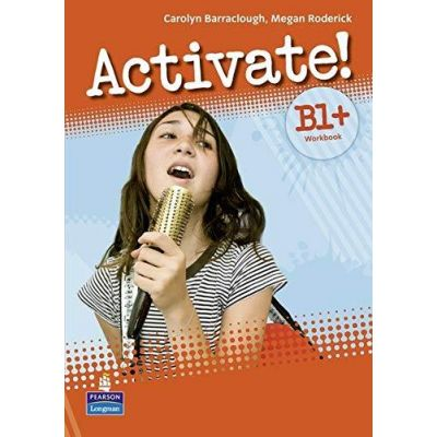 Activate! B1+ Workbook without Key, CD-Rom Pack - Carolyn Barraclough