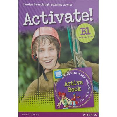 Activate! B1 Student's Book and Active Book Pack - Carolyn Barraclough