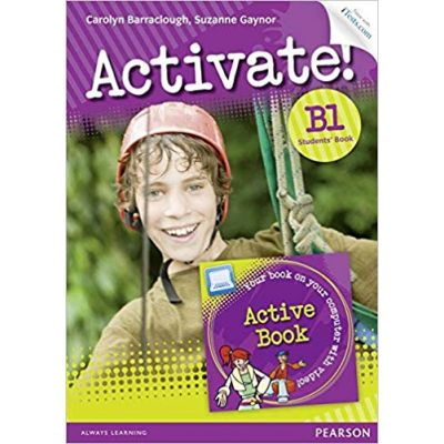 Activate! B1 Students' Book with Access Code and Active Book Pack - Carolyn Barraclough
