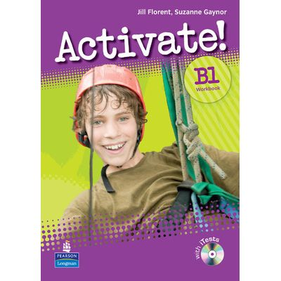 Activate! B1 Work Book without Key, CD-ROM Pack - Jill Florent