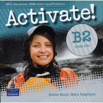 Activate! B2 Class CDs 1-2 - Elaine Boyd