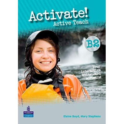 Activate! B2 Teachers Active Teach - Elaine Boyd