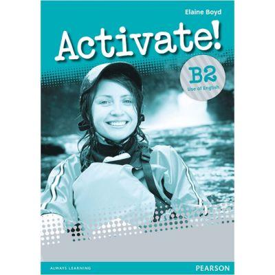 Activate! B2 Use of English - Elaine Boyd