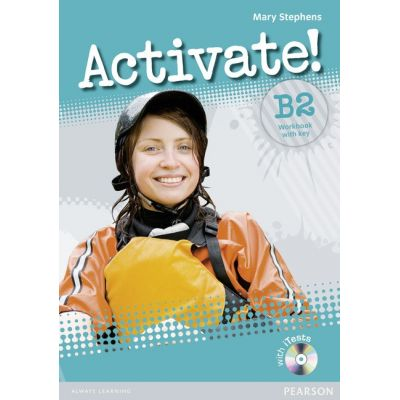 Activate! B2 Work Book with Key CD-ROM Pack - Mary Stephens