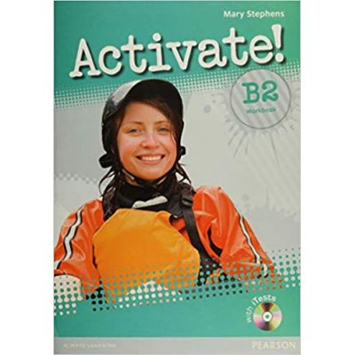 Activate! B2 Workbook without Key, CD-Rom Pack Paperback - Mary Stephens