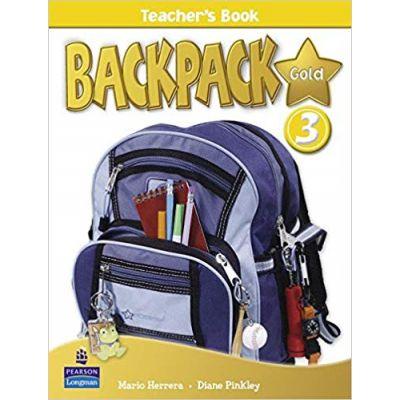 Backpack Gold 3 Teacher's Book New Edition - Mario Herrera