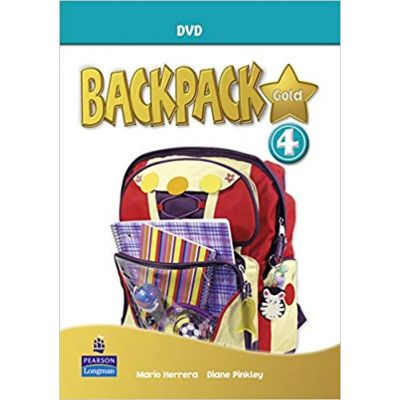 Backpack Gold 4 DVD - Diane Pinkley