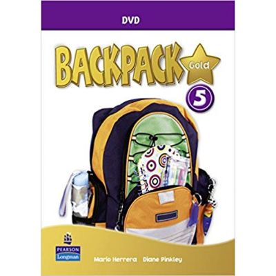 Backpack Gold 5 DVD New Edition - Mario Herrera