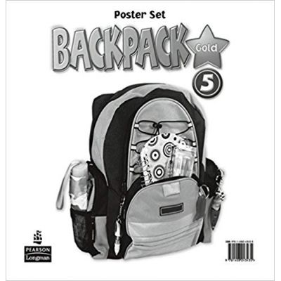 Backpack Gold 5 Posters New Edition - Diane Pinkley