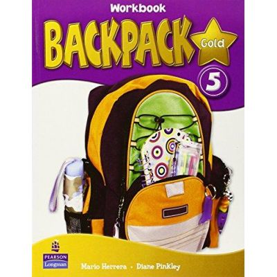 Backpack Gold 5 Workbook and Audio CD - Diane Pinkley