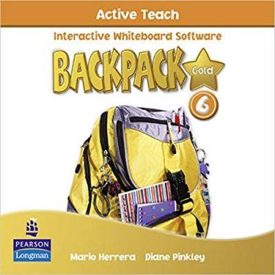 Backpack Gold 6 ActiveTeach - Mario Herrera