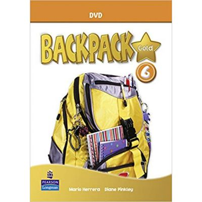 Backpack Gold 6 DVD New Edition - Diane Pinkley