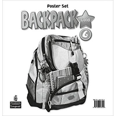 Backpack Gold 6 Posters New Edition - Diane Pinkley