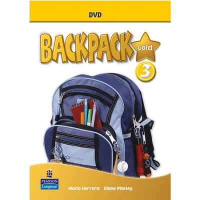 Backpack Gold Level 3 DVD - Diane Pinkley