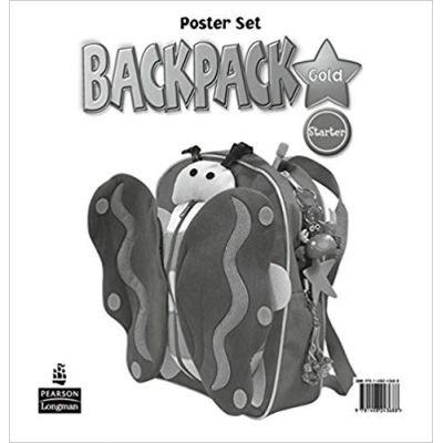 Backpack Gold Starter Poster - Diane Pinkley