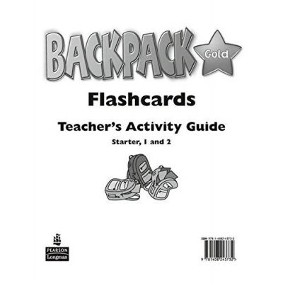 Backpack Gold Starter to Level 2 Flashcards New Edition - Diane Pinkle