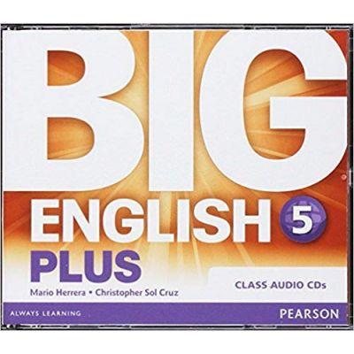 Big English Plus 5 Class CD - Mario Herrera