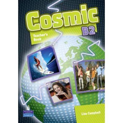 Cosmic B2 Teachers Book - Lisa Campbell
