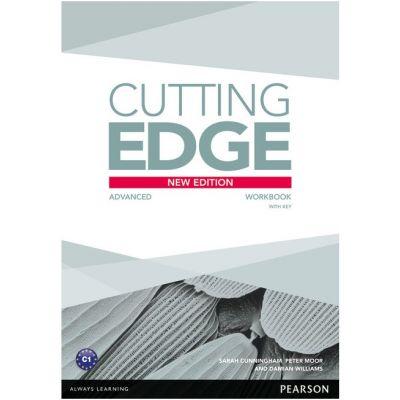 Cutting Edge 3rd Edition Advanced Workbook with Key - Damian Williams