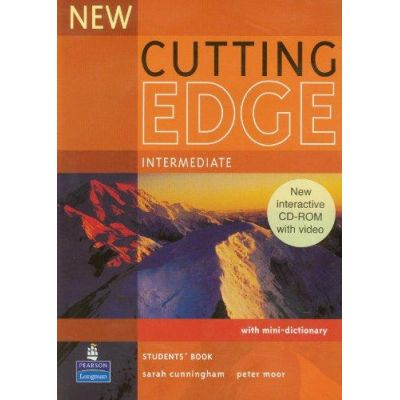 Cutting Edge Intermediate Students Pack Cutting Edge - Sarah Cunningham