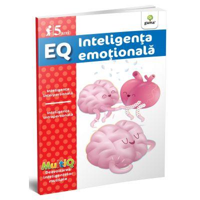 EQ. Inteligenta emotionala. 5 ani. Colectia MultiQ