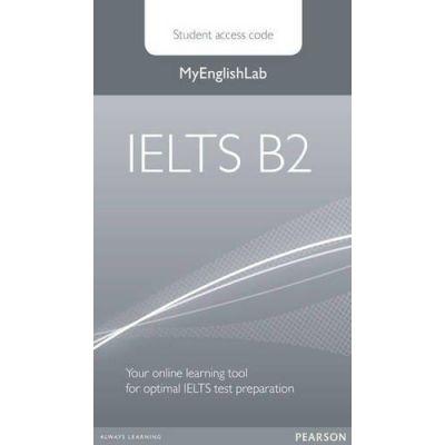 IELTS Global Level B2 MyEnglishLab and Student PIN Code