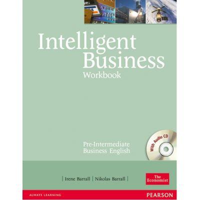 Intelligent Business Pre-intermediate Workbook and CD - Irene Barrall