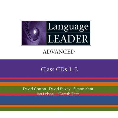 Language Leader Advanced Class CDs - David Cotton