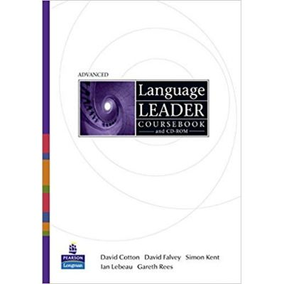 Language Leader Advanced Coursebook and CD-Rom and MyLab and Access Card Pack - David Cotton