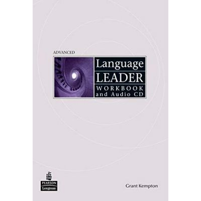 Language Leader Advanced Workbook Without Key and Audio CD Pack - Grant Kempton