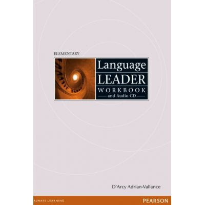 Language Leader Elementary Workbook without Key and CD - D'arcy Adrian-Vallance