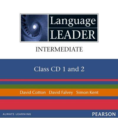 Language Leader Intermediate Class Audio CD - David Cotton