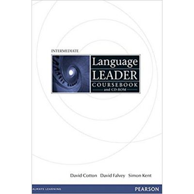 Language Leader Intermediate Coursebook and CD-Rom and MyLab Pack - David Cotton