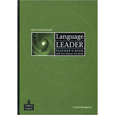Language Leader Pre-Intermediate - Grant Kempton
