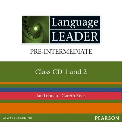 Language Leader Pre-intermediate Class Audio CD - Ian Lebeau
