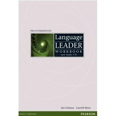 Language Leader Pre-intermediate Workbook with Audio CD no key - Ian Lebeau