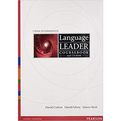 Language Leader Upper Intermediate Coursebook and CD-Rom and MyLab Pac - David Cotton