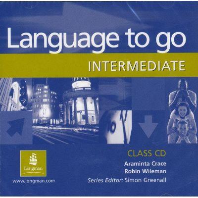 Language to go Intermediate Class Audio CDs - Araminta Crace