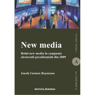 New Media - Ionela Carmen Bosoteanu