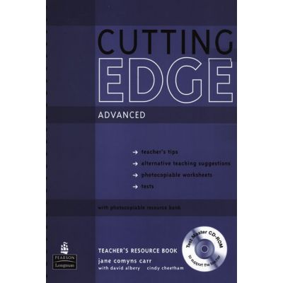 New Cutting Edge Advanced Teachers Book and Test Master CD-Rom Pack - Jane Comyns Carr