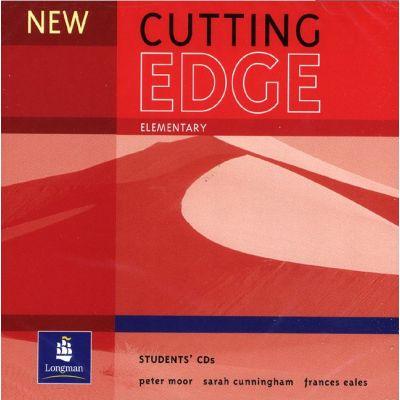 New Cutting Edge Elementary Student CD 1-2 - Sarah Cunningham