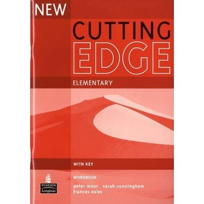 New Cutting Edge Elementary Workbook with Key - Sarah Cunningham