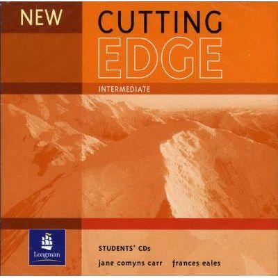 New Cutting Edge Intermediate Student CDs - Sarah Cunningham