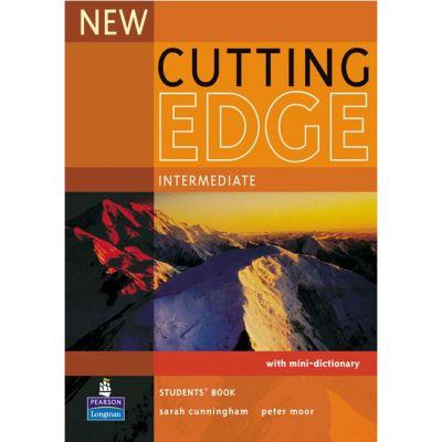 New Cutting Edge Intermediate Students' Book New Edition - Sarah Cunningham